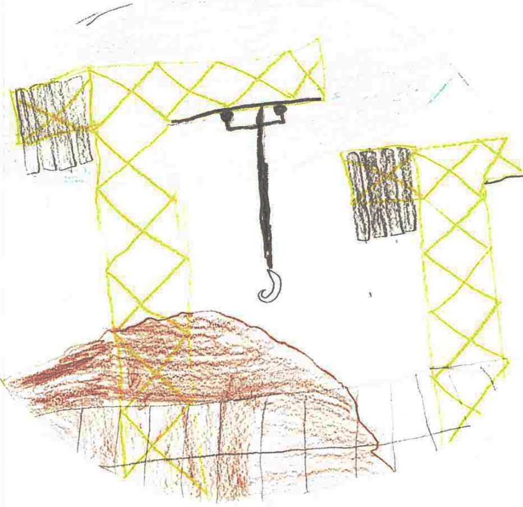 element-i Bildungshaus Baustelle Zeichnung
