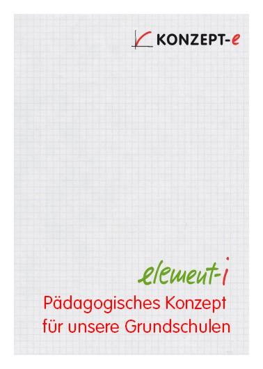 element-i Konzept Grundschulen