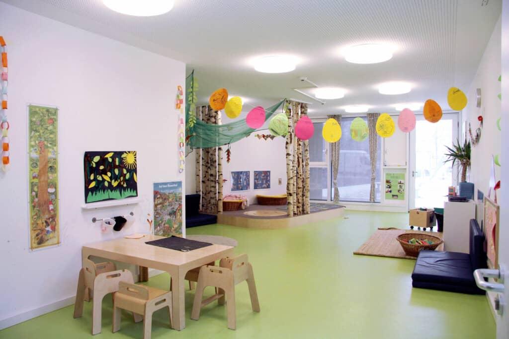 element-i Kinderhaus Koenigskinder