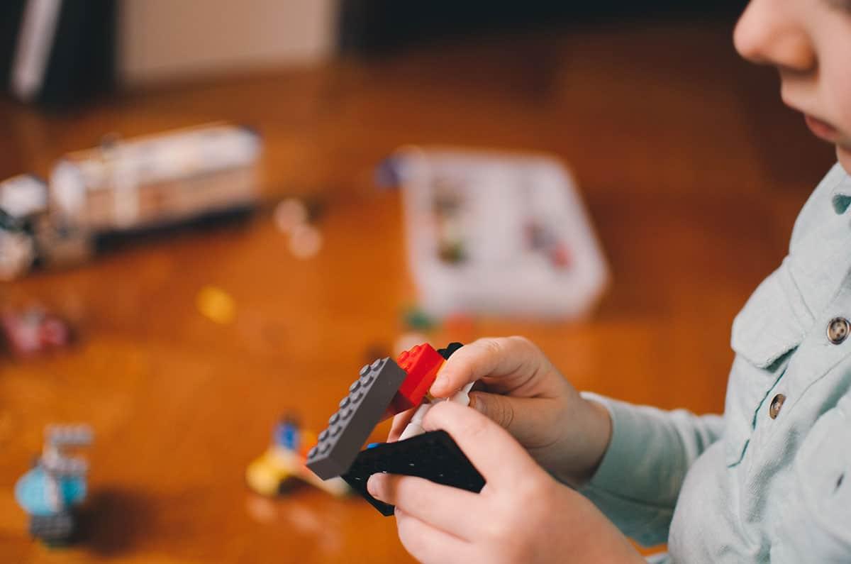 Lego? Lego!