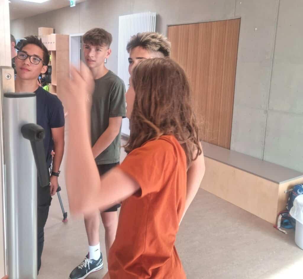 element-i Gemeinschaftsschule Karlsruhe Regio TV 4